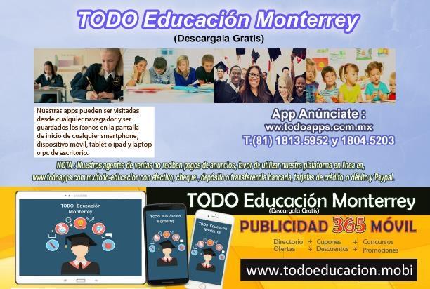 TODO EDUCACIÓN Nuevo León - Bienvenidos